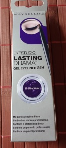 Maybelline gel liner ultra violet