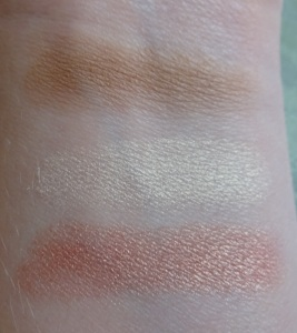Zoeva RG swatches